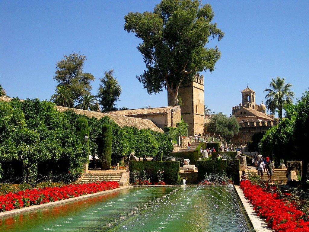 Fuentes del Alcázar.