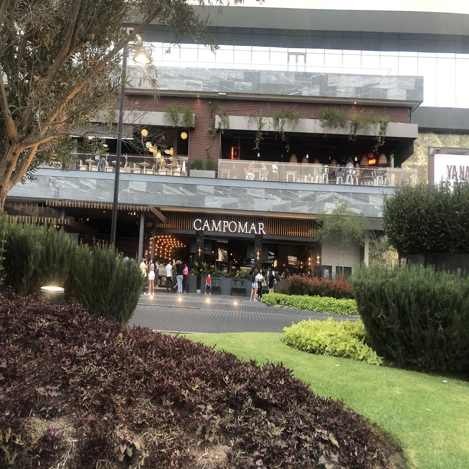 Imagen del Restaurante Campomar en el Andador de Plaza Andares