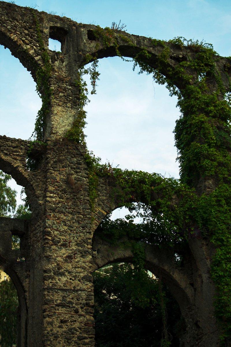Acueducto medieval de Salerno