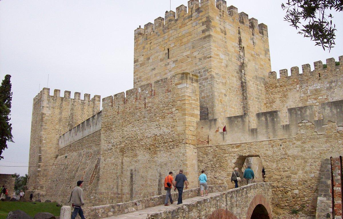 Puente del Castillo de san Jorge