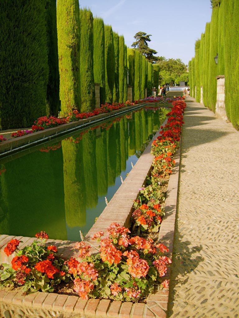 Fuente del Alcázar Córdoba