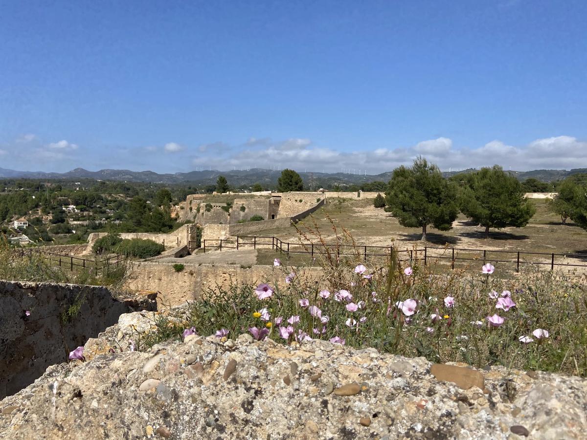 Fortificaciones de Tortosa.