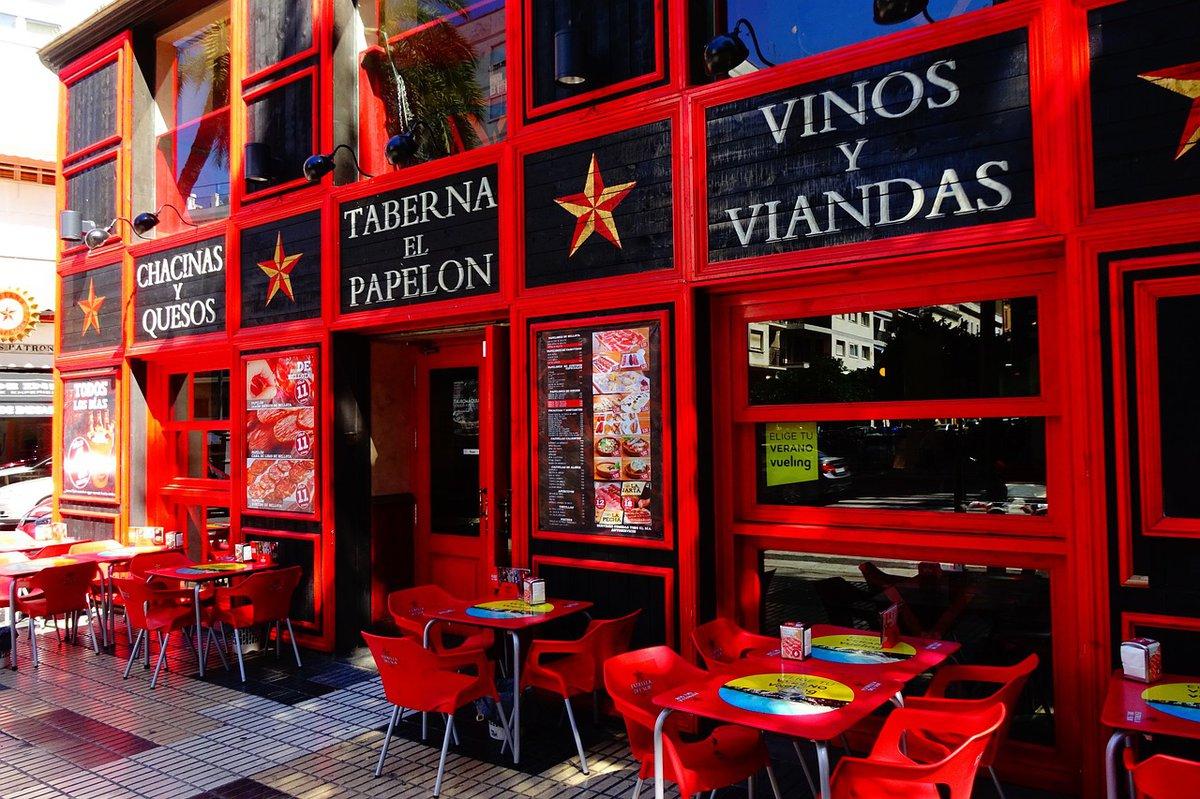 Bar de tapas en Sevilla