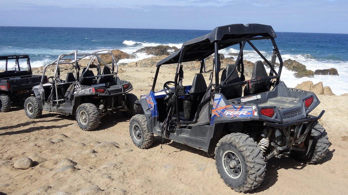Buggy en Los Cabos