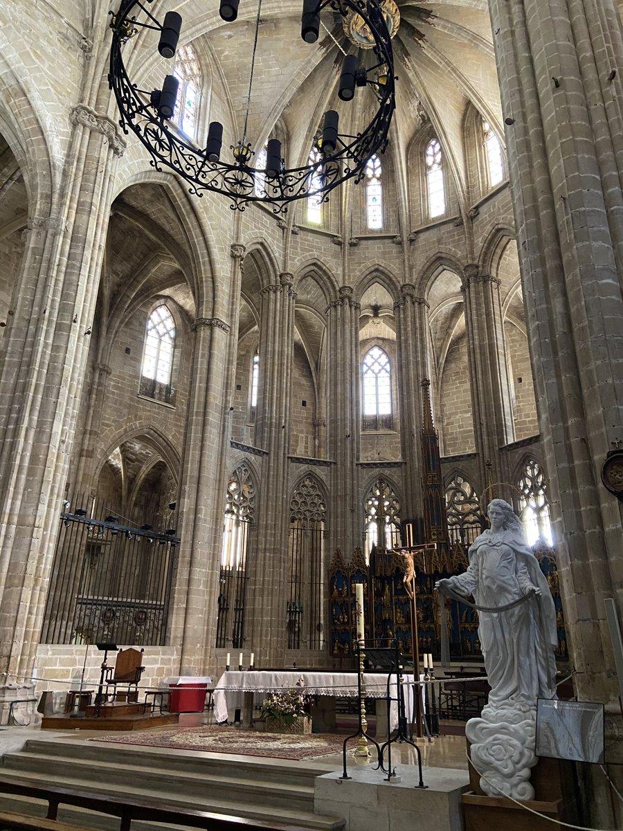 Claustro de la Catedral de Tortosa.