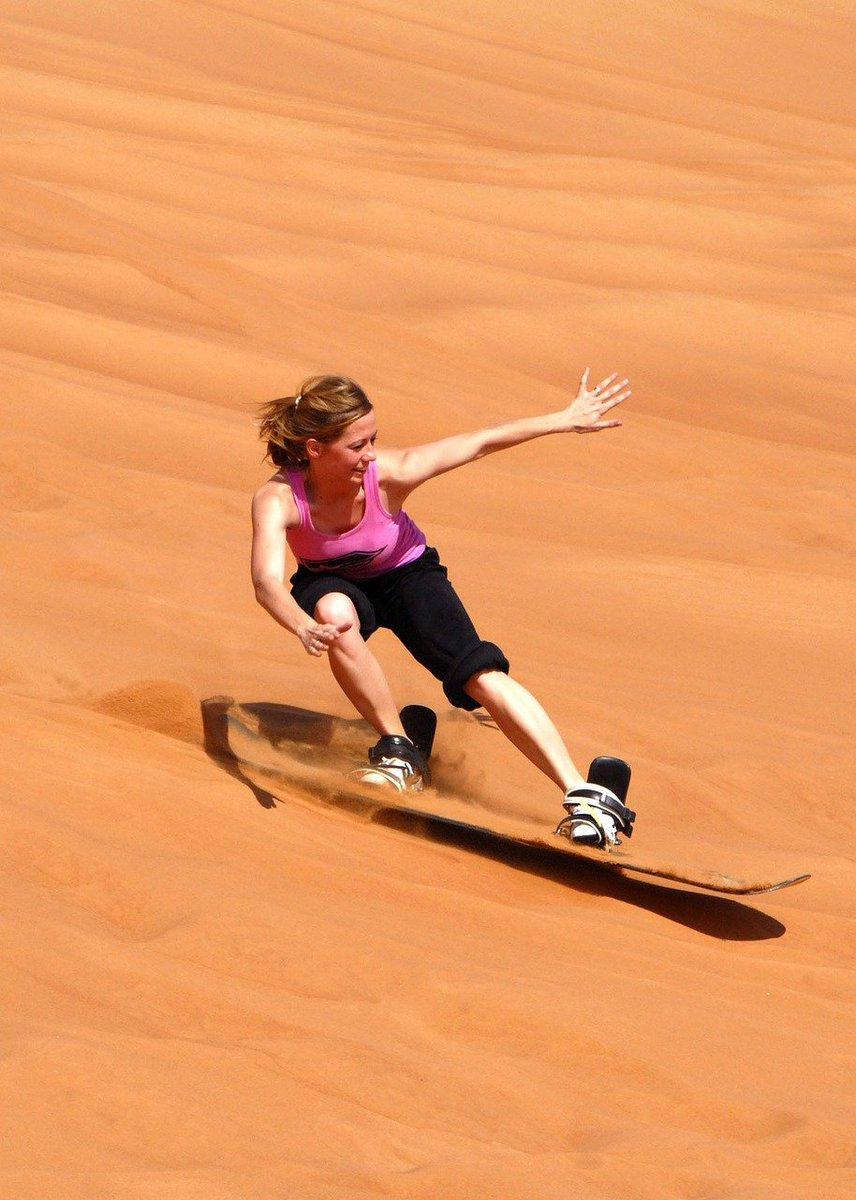 Sandboard en Duna Grande