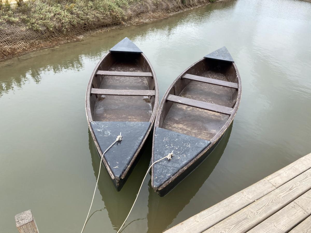 Embarcaciones tradicionales en MónNatura