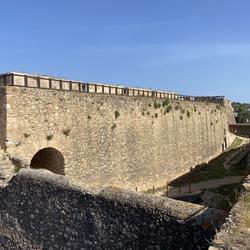 Fortificaciones vanzadas de San Juan en Tortosa
