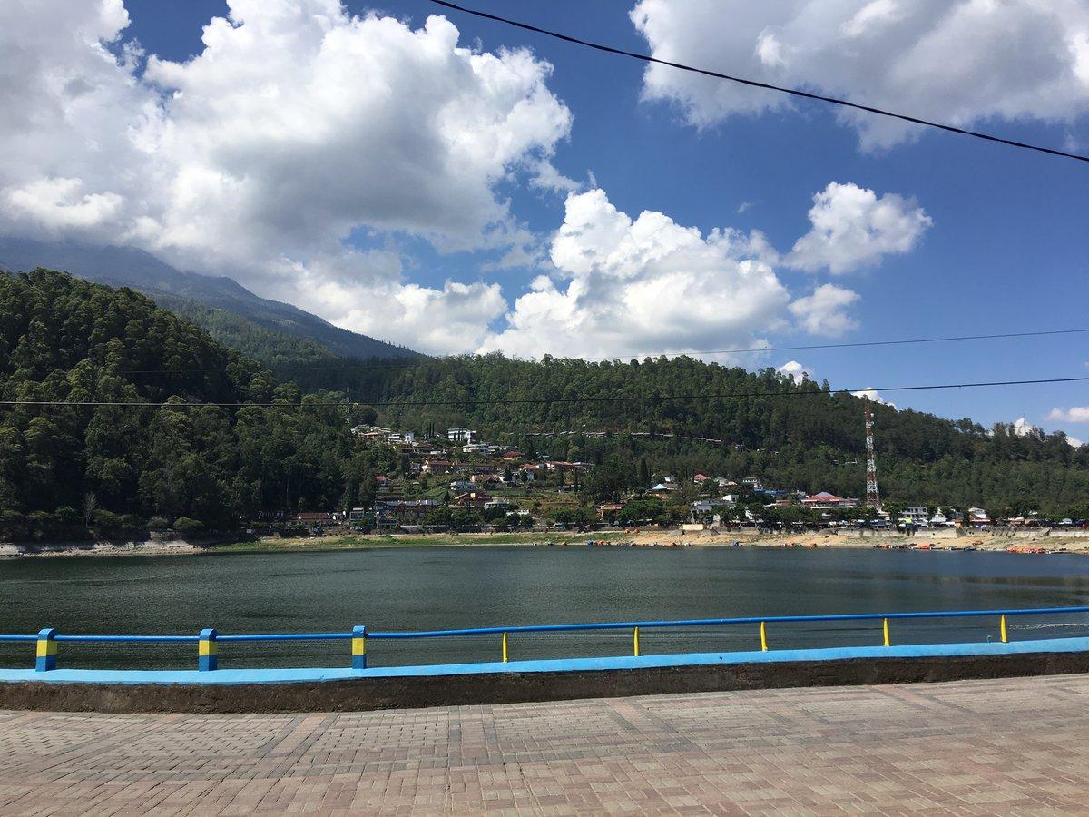 Lago Sarangan