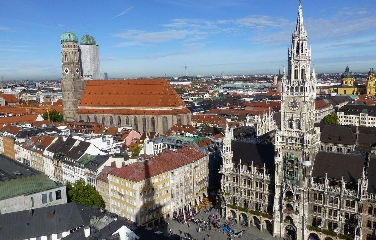 Que ver en Múnich?