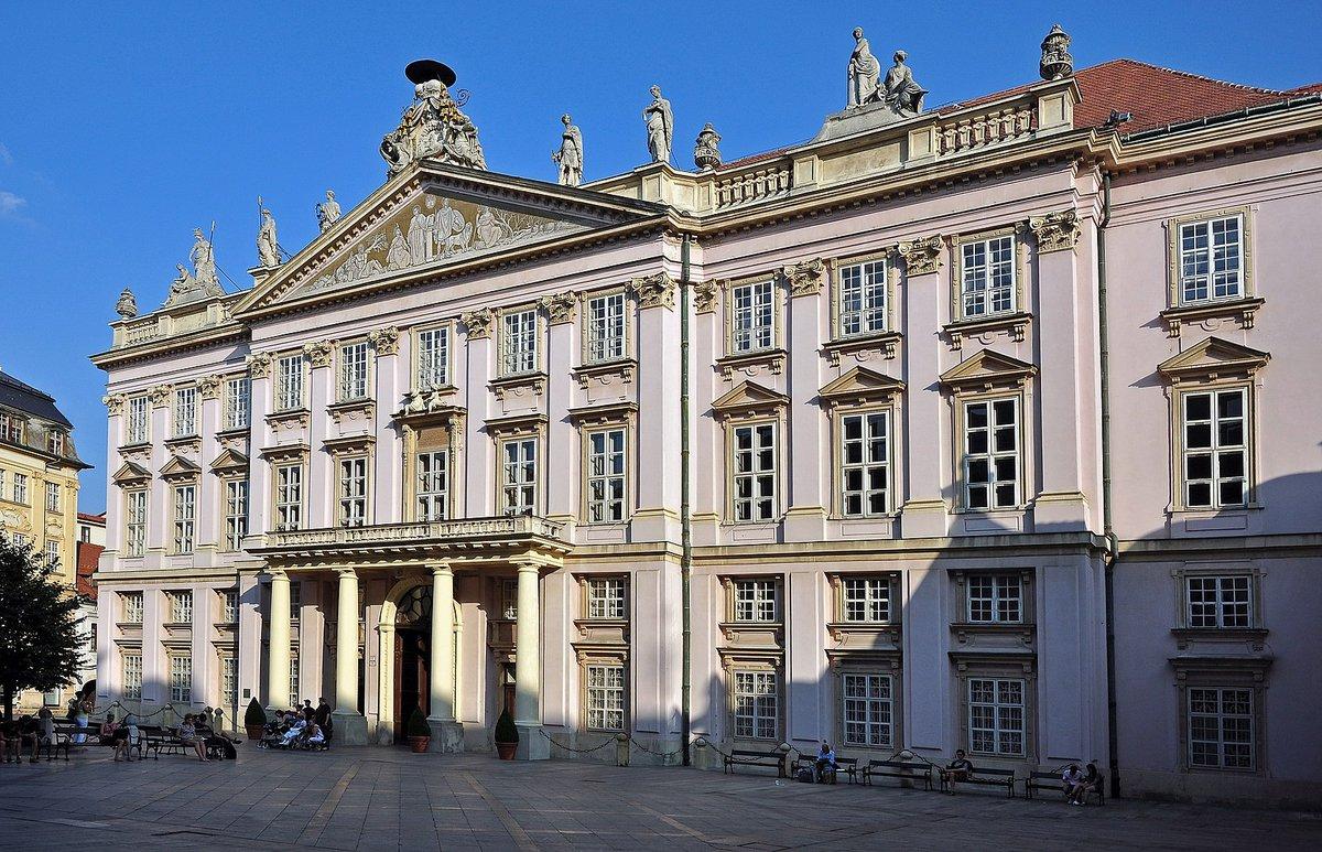 Palacio del Primado de Bratislava.