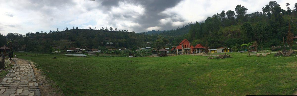 Panoramica desde Telaga Madirda