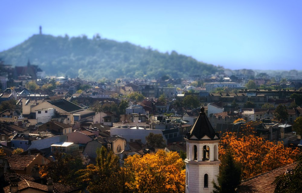 Vista de Plovdiv