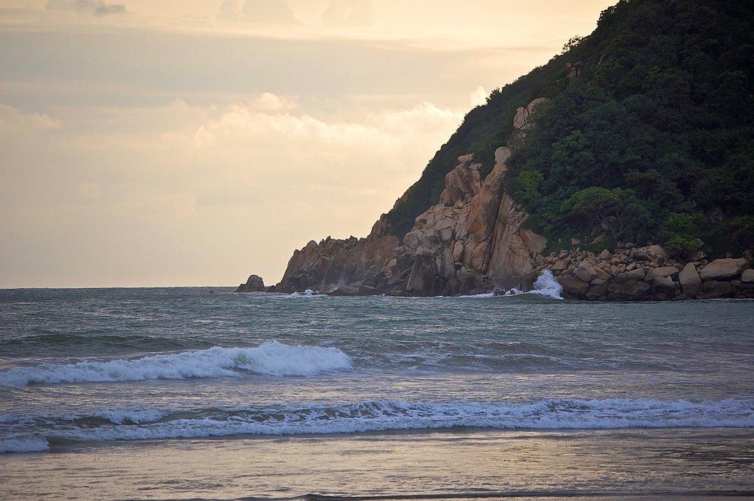 Playa Revolcadero en Acapulco