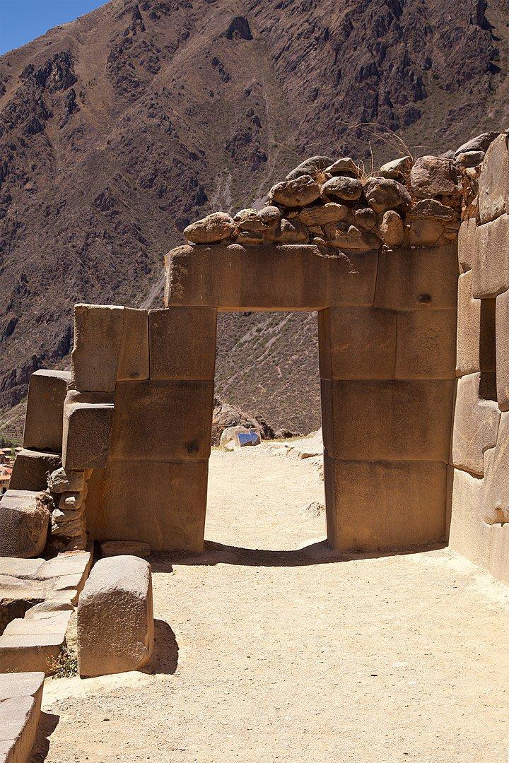 La Puerta Monumental