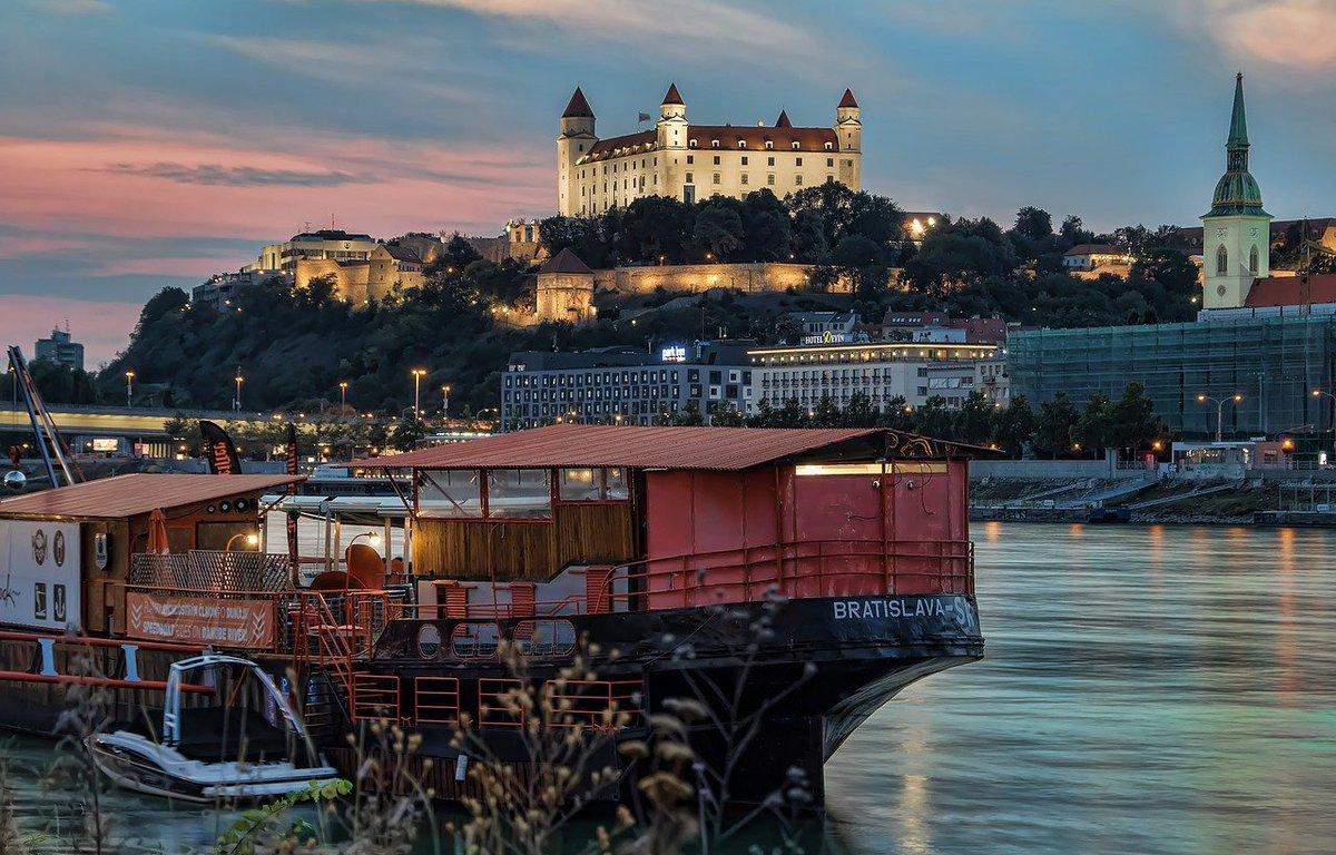 Un día en Bratislava