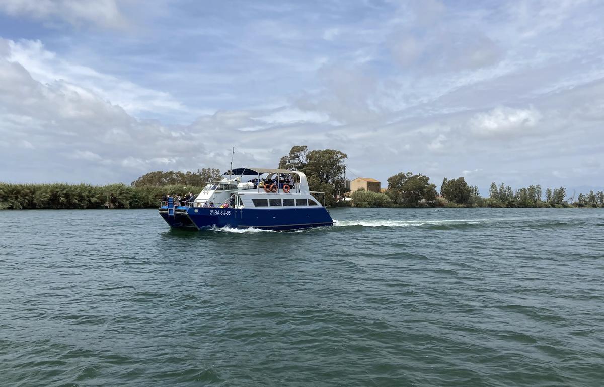 Visitar desembocadura del Ebro